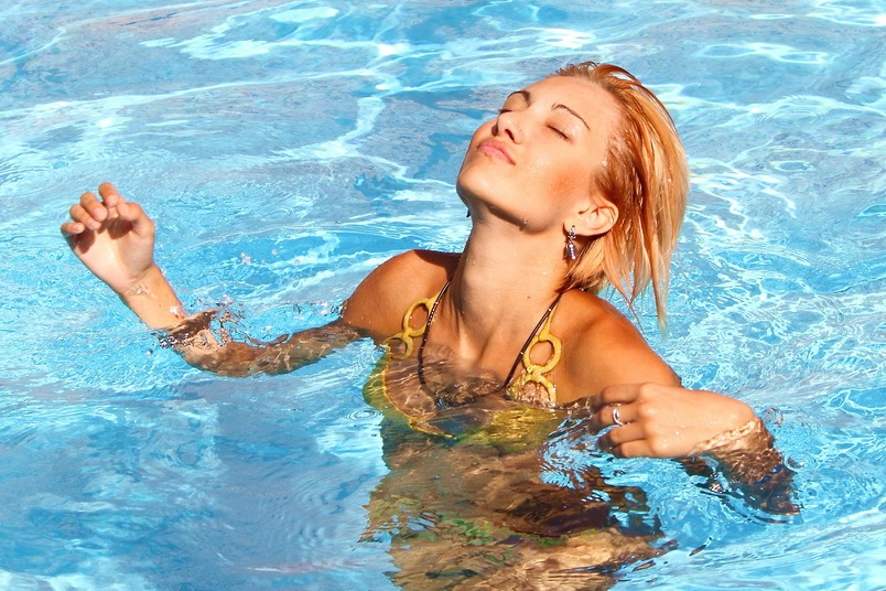 Как правильно плавать, чтобы похудеть?