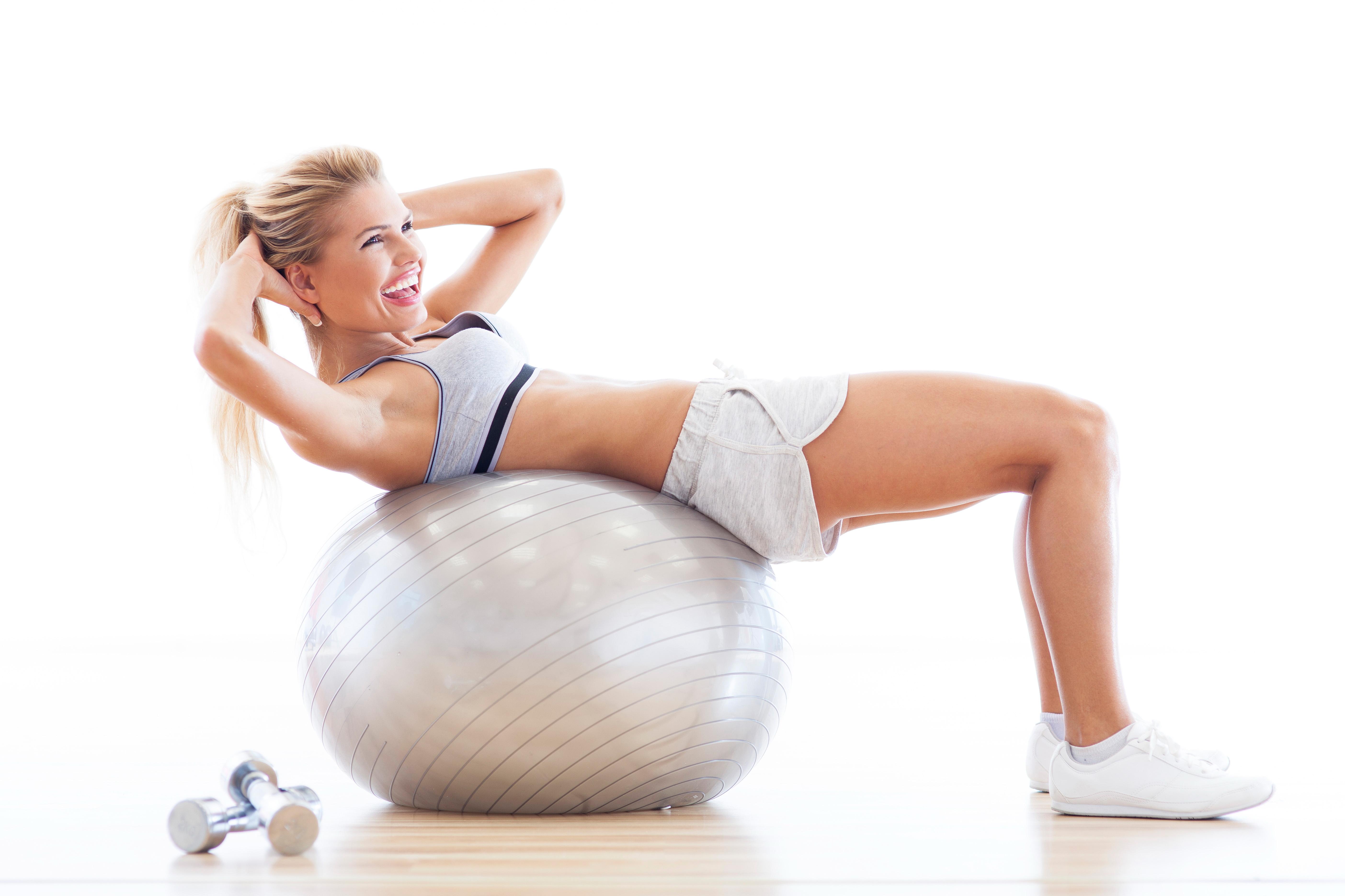 Спортивный инвентарь для похудения