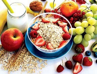 Ошибки в здоровом питании