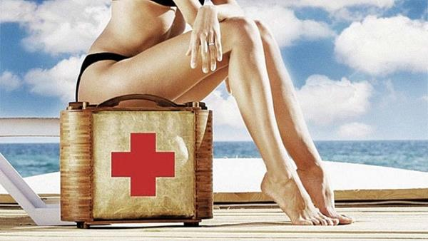 Что взять с собою на пляж обязательно