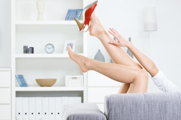 Профилактика от усталости и отечности ног
