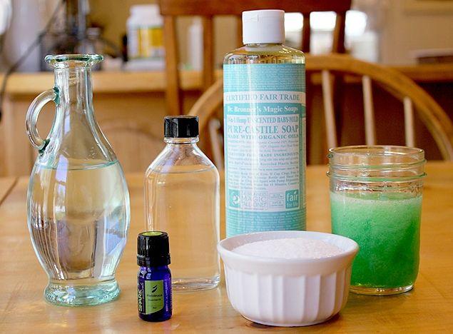 Как приготовить лосьон для бритья