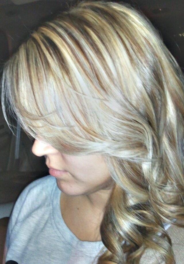 Русые оттенки волос 2016