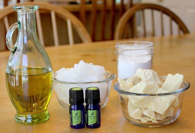Рецепт домашнего крема для бритья