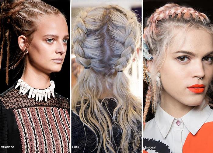 Какая самая модная прическа в 2016