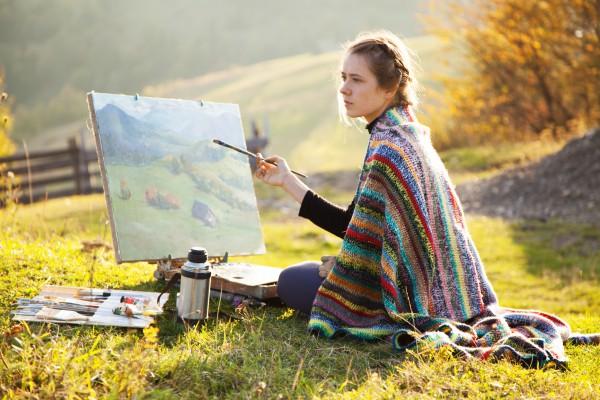 Творчество от депрессии