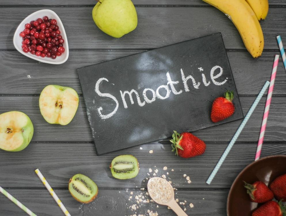 Смузи: 5 вкусных рецептов