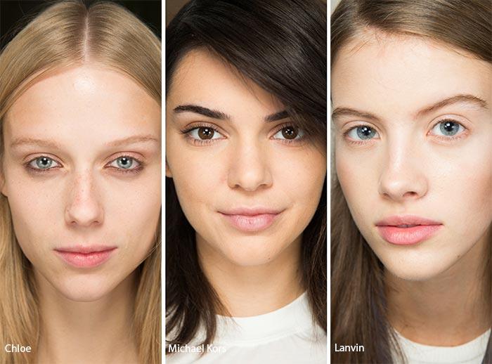 Летний макияж без макияжа