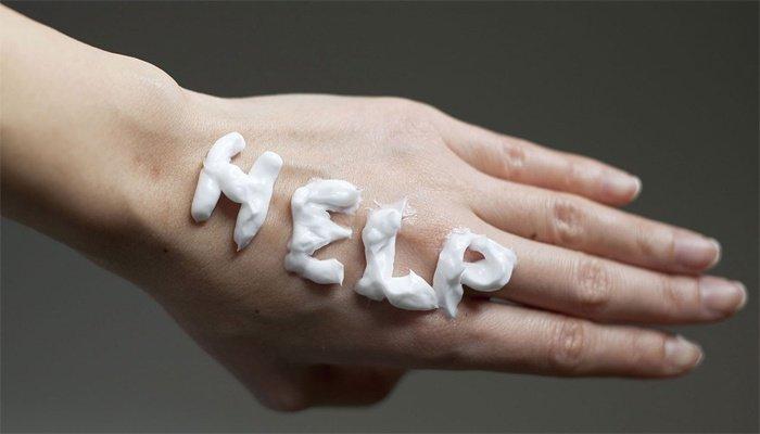 Сухость рук: как быстро ее устранить