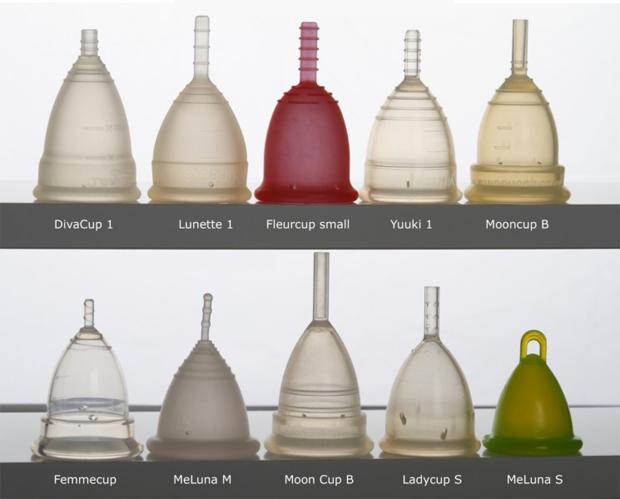 Как выбрать менструальную чашу