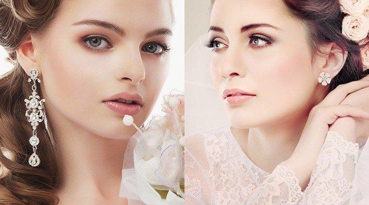 Натуральный макияж на свадьбу фото