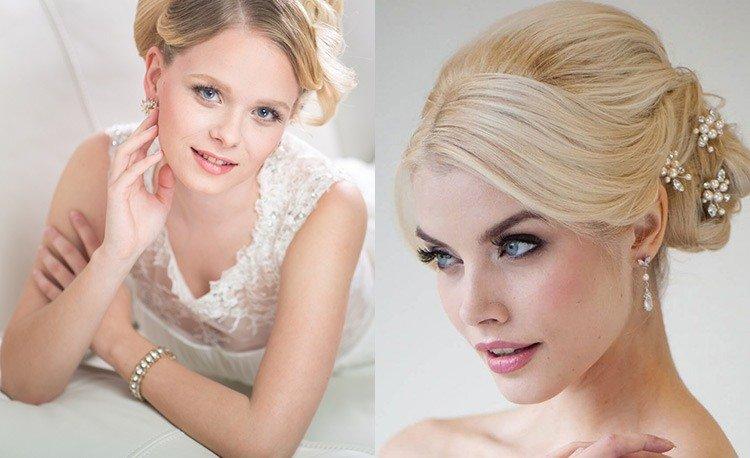 Естественный макияж на свадьбу 2017