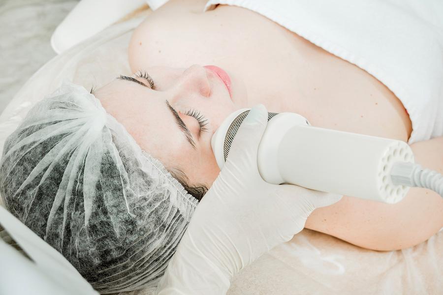 Как происходить процедура криолифтинга