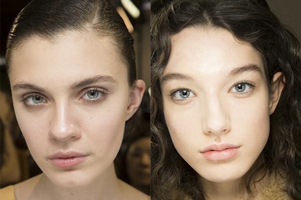 Натуральный макияж 2018