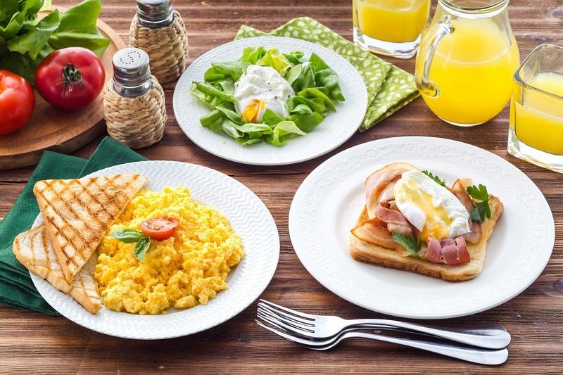 Легки завтрак
