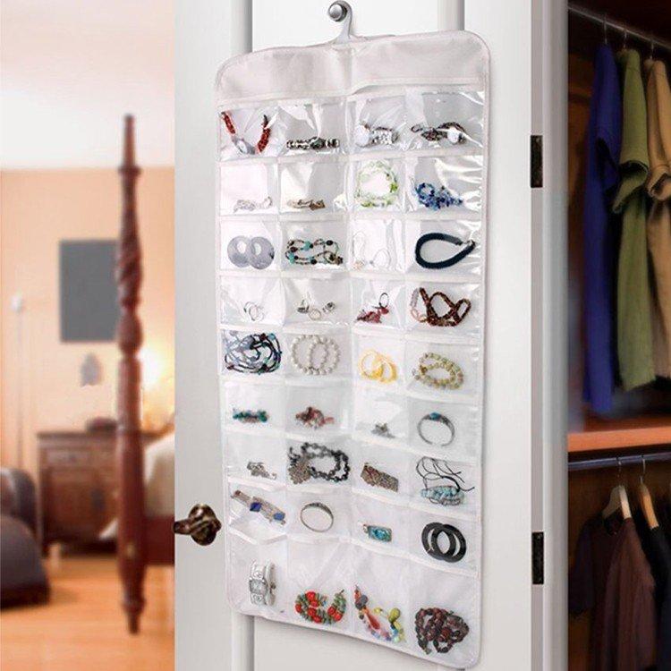 Настенные кармашки для хранения
