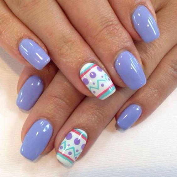 Идеи дизайна ногтей на Пасху