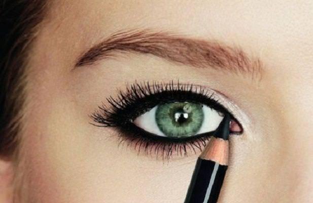Карандаш кайал для глаз