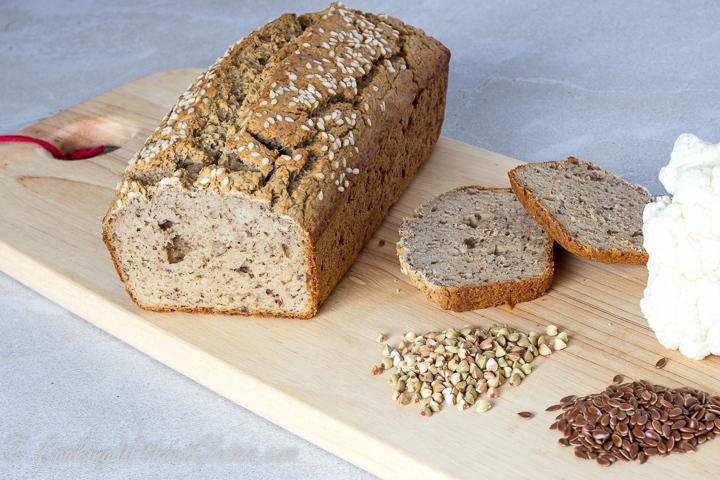 Протеиновый хлеб