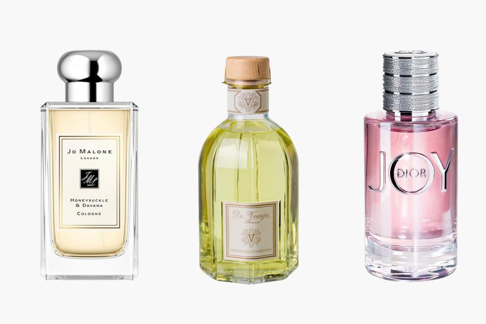 Смена парфюма