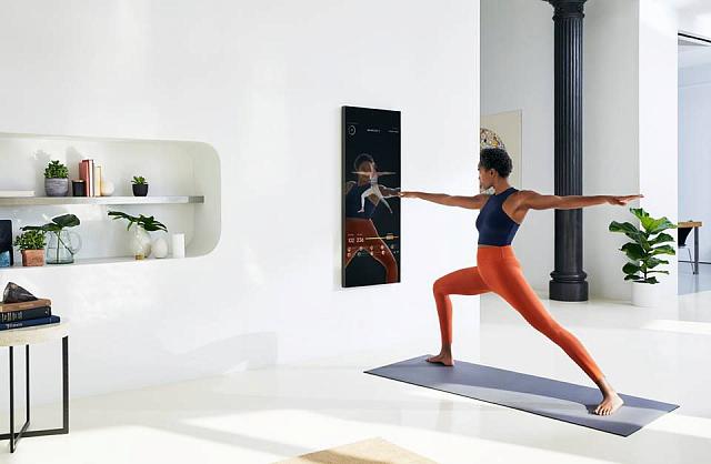 Mirror - умное зеркало для фитнеса