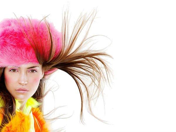 Статика волос