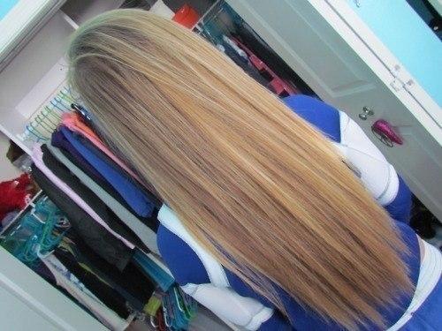 Укрепление волос корицей