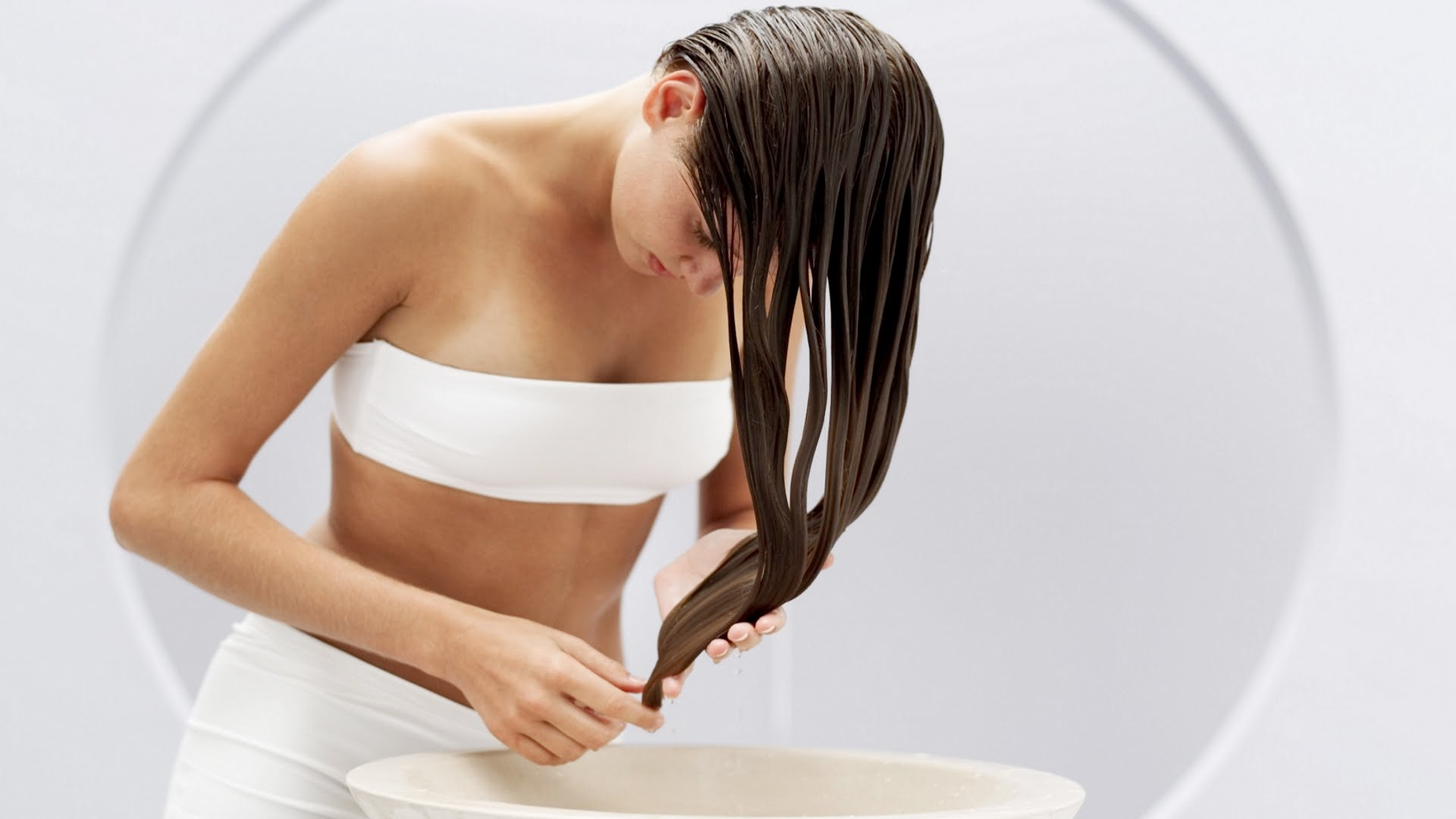 Натуральные ополаскиватели для волос