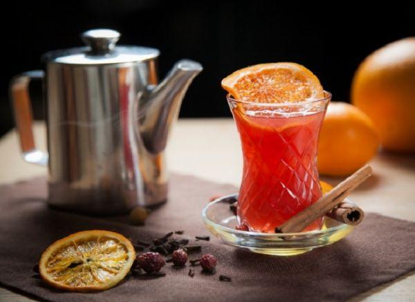Вкусная профилактика простудных заболеваний