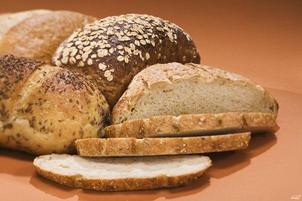 Цельно зерновой хлеб от изжоги
