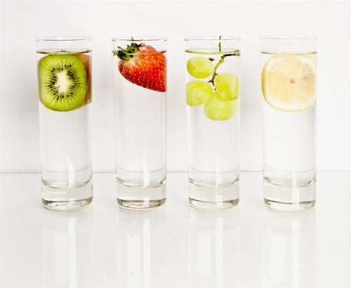 Рацион во время водной диеты