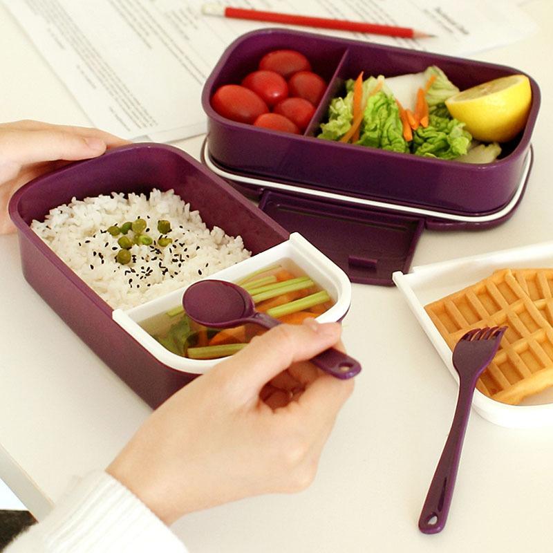 Чтобы похудеть — берите обед с собой