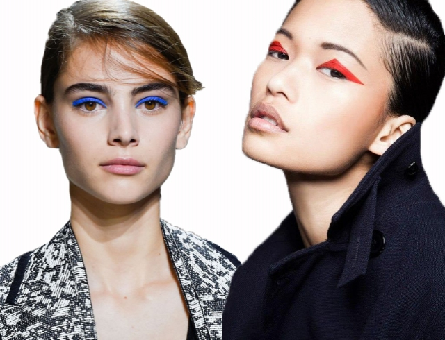 Модный макияж весна 2019
