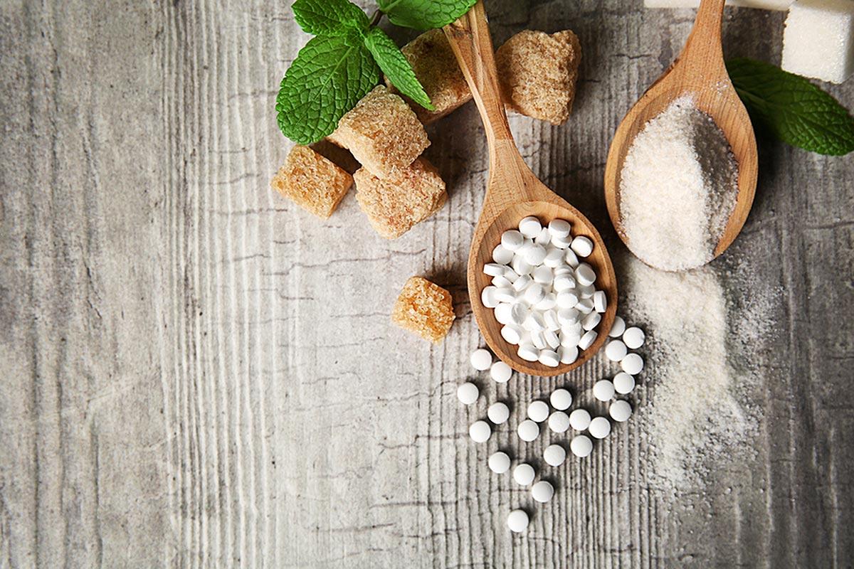 Всё о сахарозаменителей