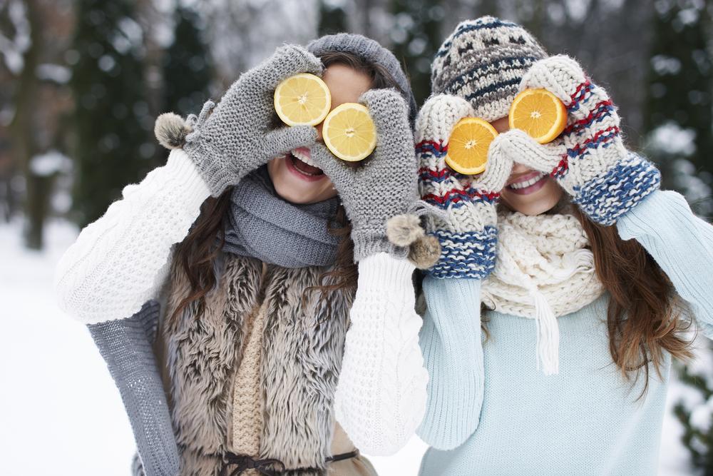 Уход за телом зимой