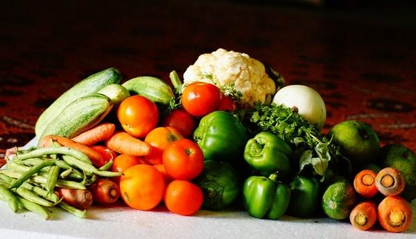 Какие из овощей есть осенью