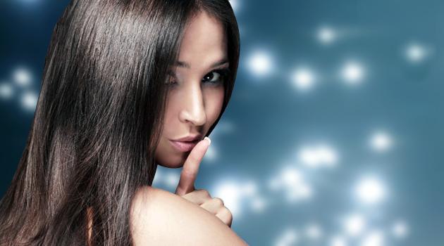 Спреи для придания блеска волос