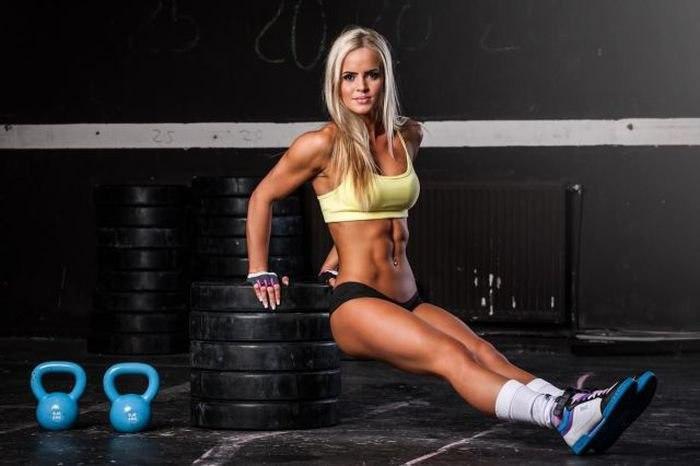 Силовые тренировки для девушек