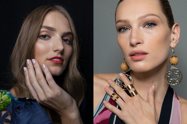 Модный маникюр весна-лето 2020