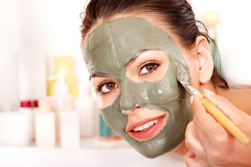 Как правильно смывать глиняные маски?
