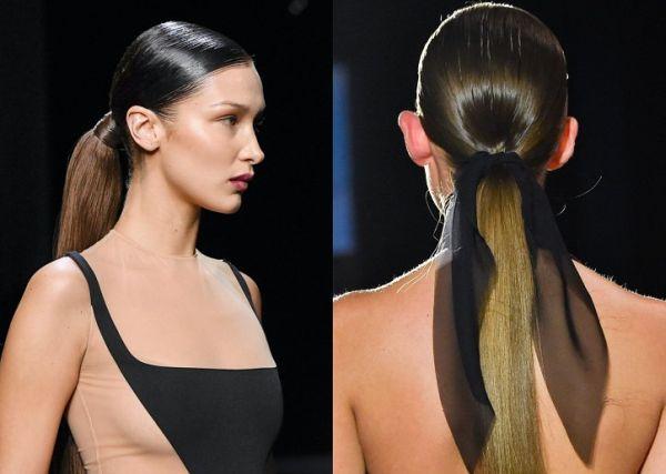 Волосы в хвост 2021