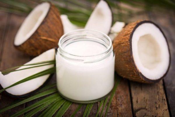 Кокосовое масло в уходе за телом