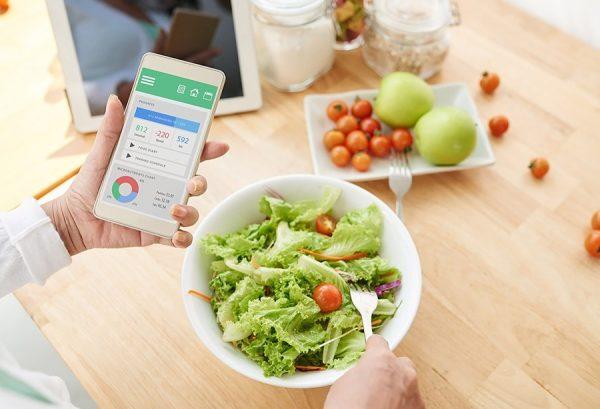 Подсчет суточной нормы калорий