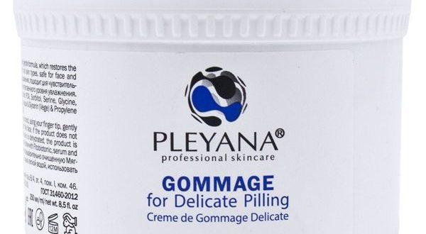 гоммаж pleyana
