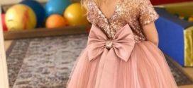 Нарядные детские платья оптом