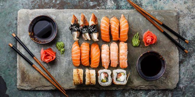 Доставка суши — онлайн сервис заказа суши и других блюд в Москве